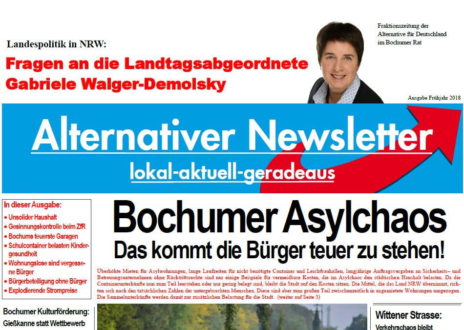 Zeitung Titel
